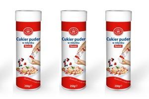 Pierwszy w Polsce cukier puder w młynku
