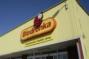 Właściciel sieci Biedronka zainwestuje nawet 1 mld zł w 2010 r.