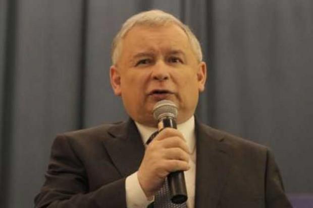Prezes PiS: Tusk odpowiedzialny za porażkę polskiej polityki