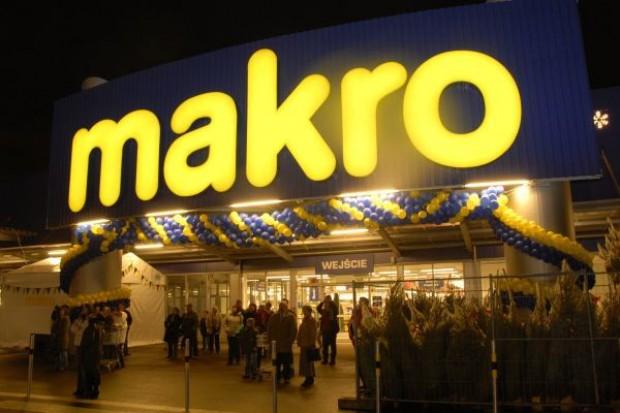 Spada liczba tradycyjnych sklepów, Makro musi szukać nowych pomysłów na rozwój biznesu