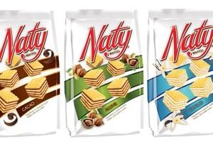 Global Food Poland odświeża wizerunek wafli Naty