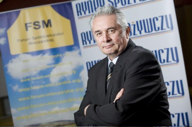 Prezes OSM Piaski: Sytuacja producentów mleka jest coraz cięższa