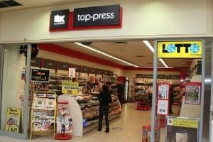 Kolporter uruchomił nową sieć saloników prasowych pod szyldem Top Press
