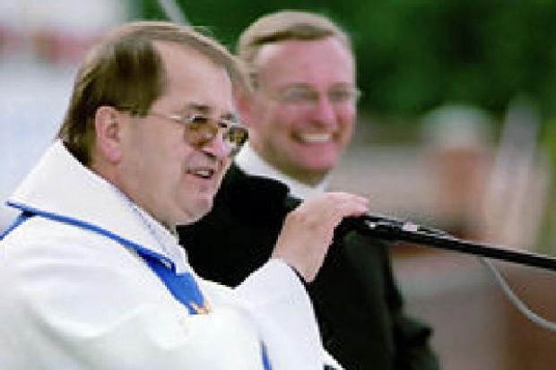 Ojciec Tadeusz Rydzyk obronił doktorat