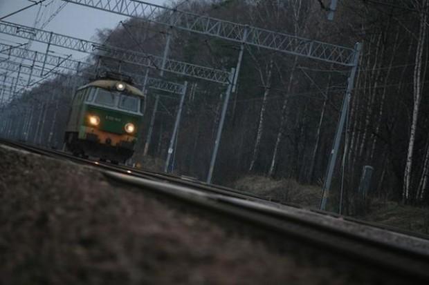 Na Dolnym Śląsku wykoleił się pociąg. Maszynista był pijany