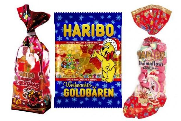 Haribo wprowadza już nowe produkty na Boże Narodzenie