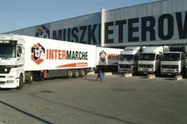 Nowe centrum logistyczne Muszkieterów może powstać w ciągu dwóch lat