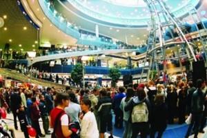 Czynsze w centrach handlowych wzrosną nawet do 100 euro za mkw.