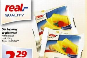 Dyrektor sieci Real: Do 2015 r. udział marki własnej w sprzedaży w polskich sklepów Reala powinien osiągnąć 20 proc.