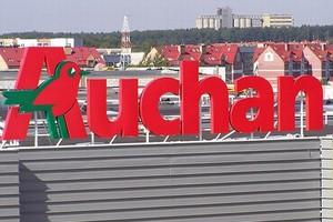 Auchan chce sklepy generujące straty zmienić w samoobsługowe dyskonty