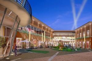 Mayland buduje trzy nowe centra handlowe