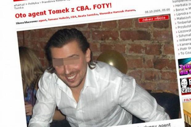 Agent CBA Tomek winny śmiertelnego wypadku drogowego