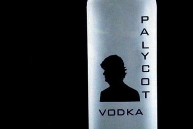 Toruńska Fabryka Wódek Kopernik ukarana za wódkę Palycot