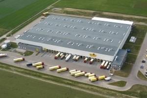 Jeronimo Martins buduje nowe centrum logistyczne