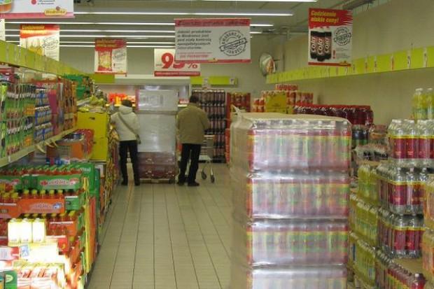 Gwałtownie rośnie sprzedaż żywności i chemii w sieciach dyskontowych