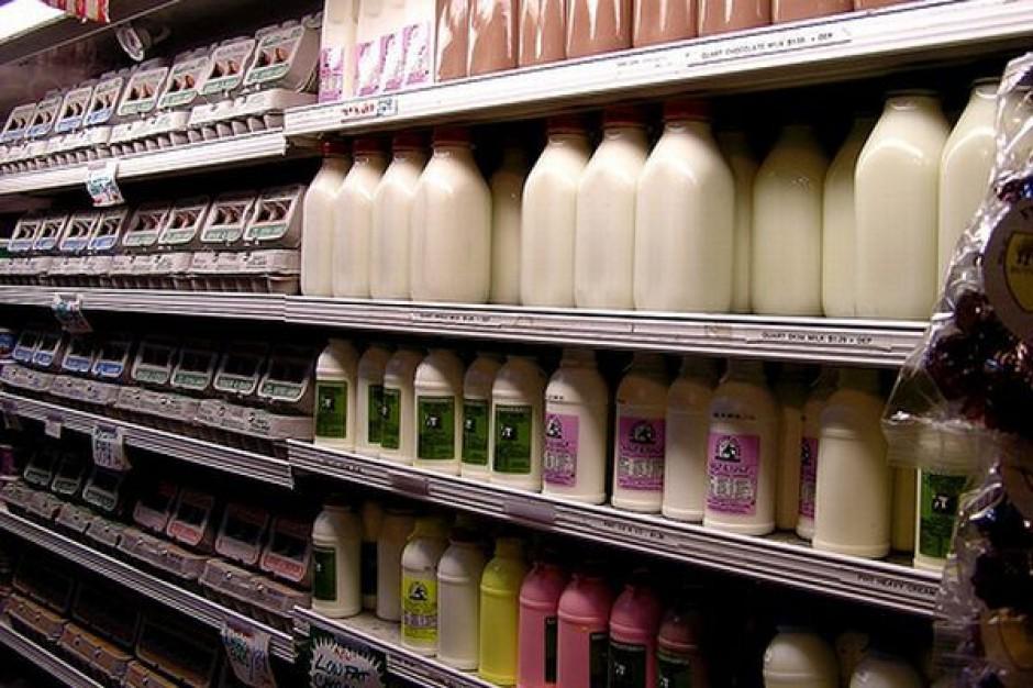 Poprawia się koniunktura na światowym rynku przetworów mleczarskich