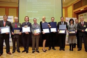 Wręczono doroczne Nagrody Rynku Spożywczego