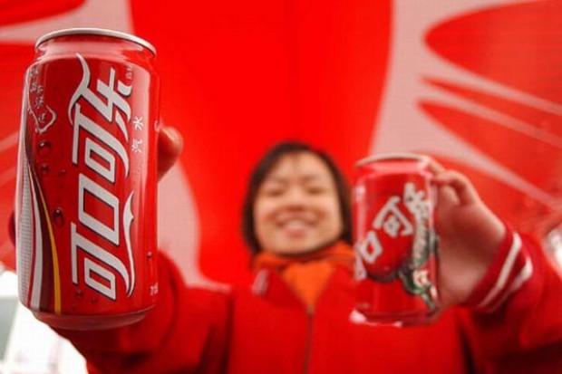Coca-Cola chce potroić sprzedaż w Chinach