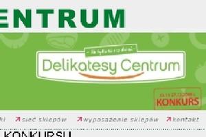 Sieć Delikatesy Centrum zmienia logo i wizualizację