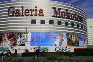 Napad w warszawskim centrum handlowym Galeria Mokotów