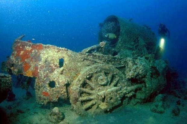 Wrak XVII-wiecznego statku z ładunkiem odkryto u wybrzeży Brazylii