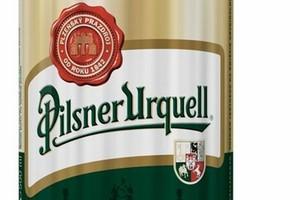 SABMiller zmienia wygląd opakowań piwa Pilsner Urquell