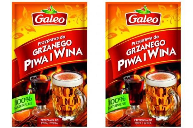 Grzane Piwo i Wino z przyprawą Galeo