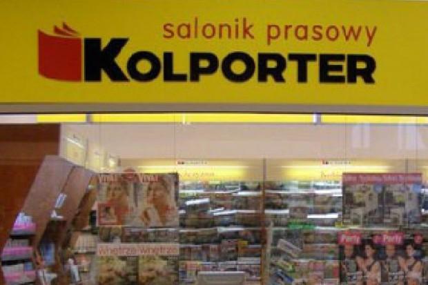 Kolporter zrezygnował ze sprzedaży swoich 900 saloników prasowych