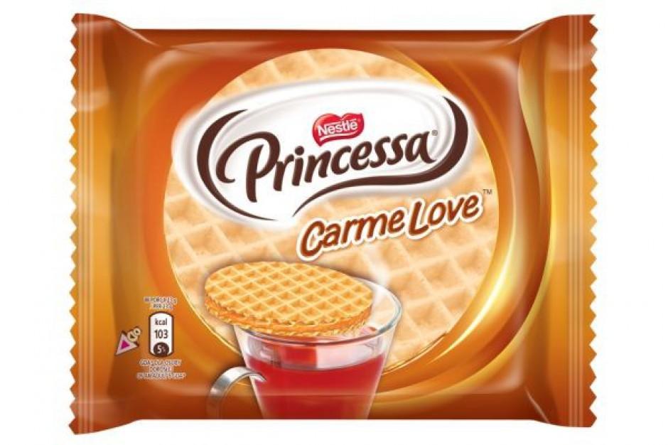 Nowość od Nestle: Princessa CarmeLove