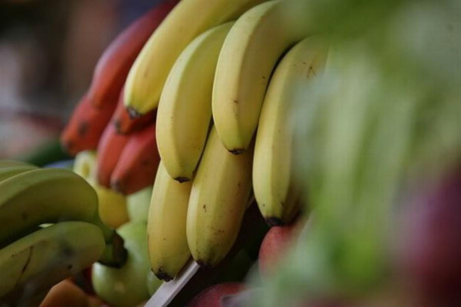 Spada unijny import bananów