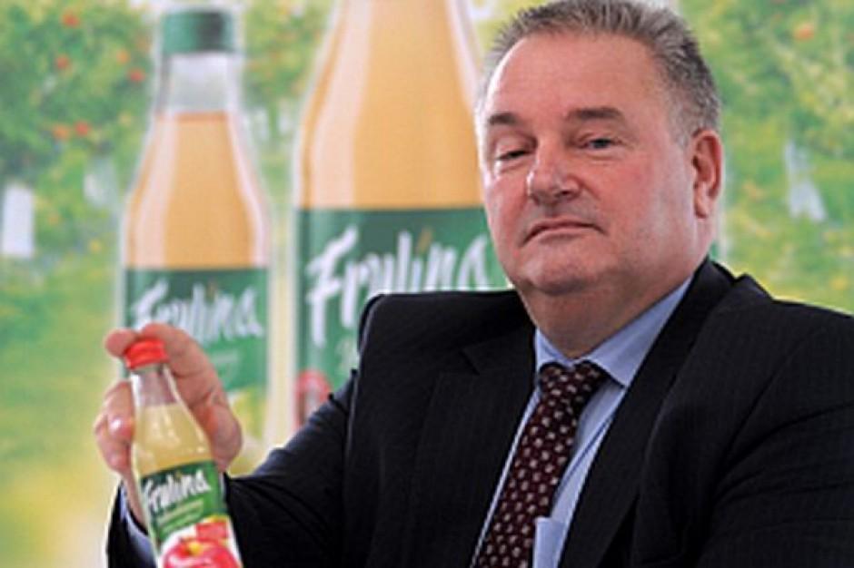 Prezes Eko Food: Rośnie sprzedaż soków NFC