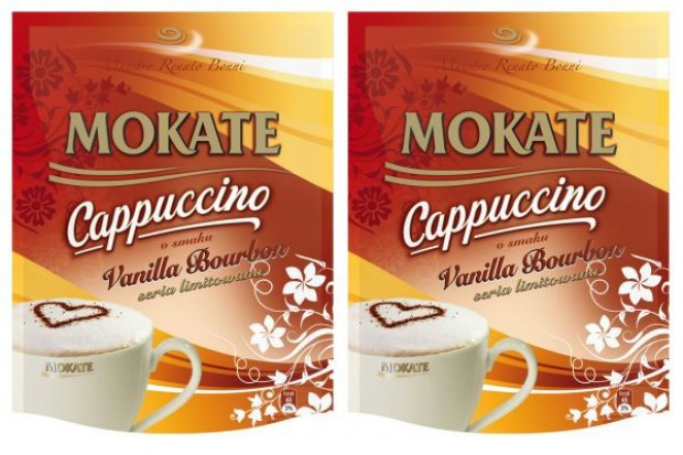 Nowy smak Mokate Cappuccino Vanilla Bourbon