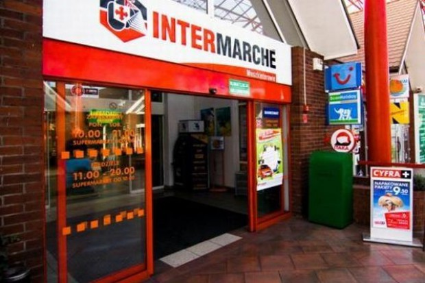Sieć Intermarche zburzy sklep w Legnicy. Na jego miejscu wybuduje większy supermarket
