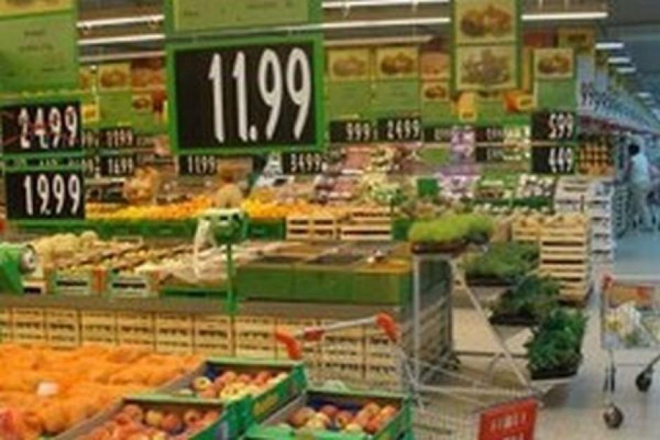 W przyszłym roku na żywność wydamy 225 mld zł