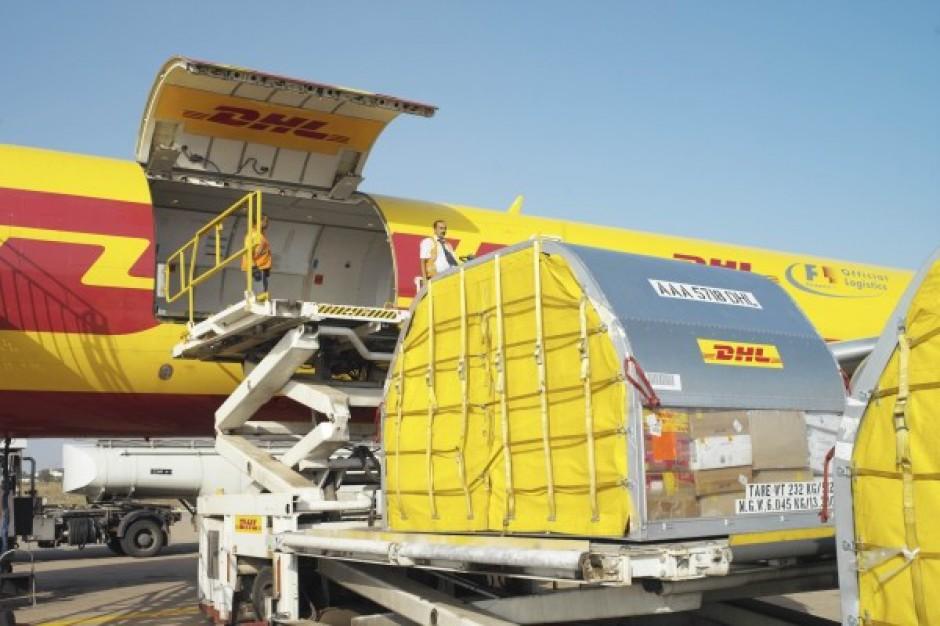 DHL przewiduje problemy z ładunkami na trasach między Azją Północną a Europą