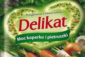 Przyprawa uniwersalna Knorr Delikat Moc koperku i pietruszki