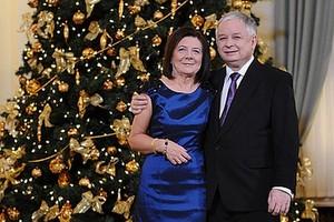 Para prezydencka złożyła Polakom życzenia świąteczne