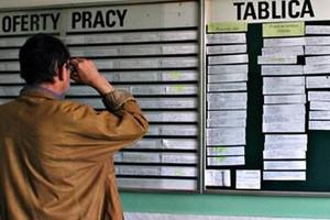 W miastach liczba bezrobotnych wzrosła o ponad 60 proc.
