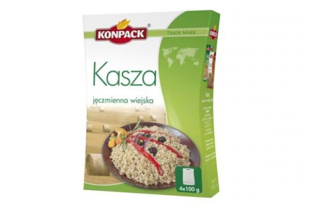 Nowa kasza FIT w ofercie Konpack