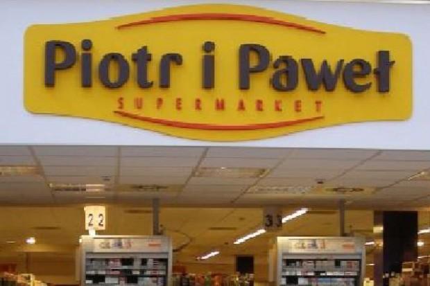 Ponad 1,3 mld zł wyniosły obroty sieci Piotr i Paweł w 2009 r. W planach na 2010 r. 12 nowych sklepów