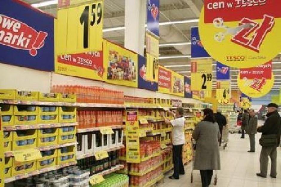 Ceny żywności wzrosły w sklepach w grudniu o 0,5 proc.