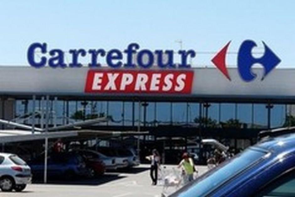 Przychody sieci Carrefour w 2009 r. spadły o 1,4 proc.
