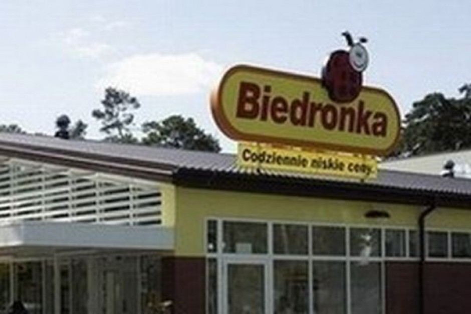 Sprzedaż sieci Biedronka wzrosła w 2009 r. o prawie 30 proc.