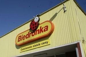 W 2009 r. Biedronka zamknęła w Polsce 18 sklepów