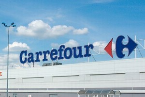 Sprzedaż Carrefoura w Polsce spadła o 16 proc.