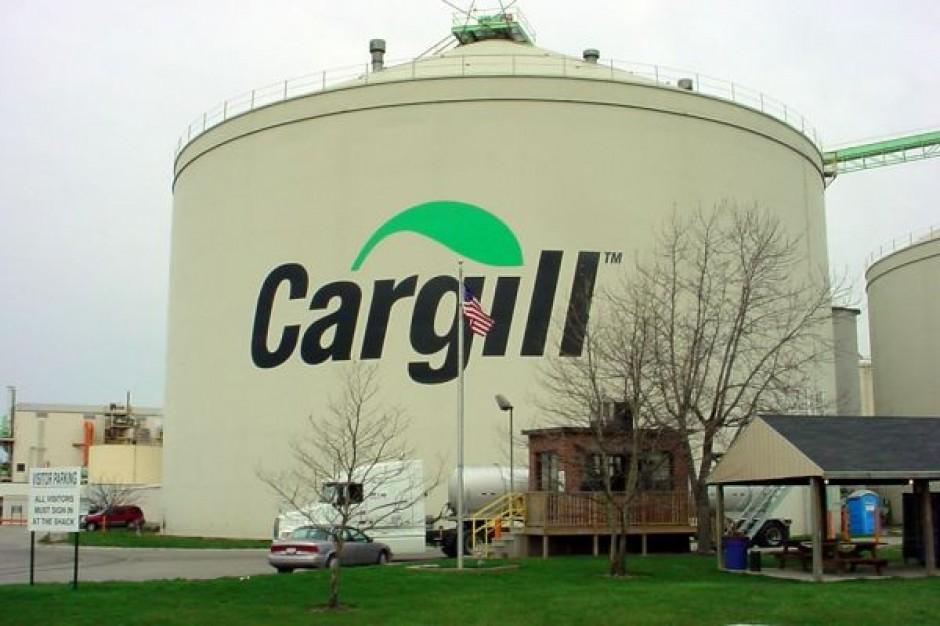 Koncern Cargill zanotował niemal 60-proc. spadek dochodów