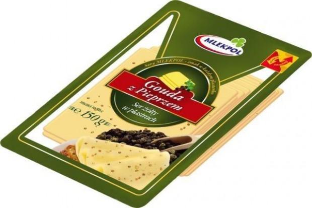 Nowe smaki gouda w ofercie Mlekpolu