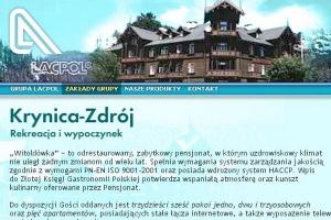 Pensjonat Witoldówka nie przynosi Lacpolowi strat