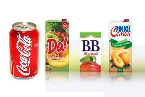 Coca Cola chce mieć wiodącą pozycję na rynku soków w Rosji - szykuje się przejęcie