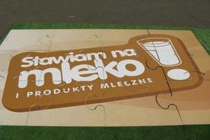 """KZSM szuka firmy, która zorganizuje program """"Stawiam na Mleko II"""""""